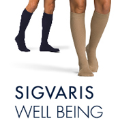 Sigvaris Well Being Compression Garments